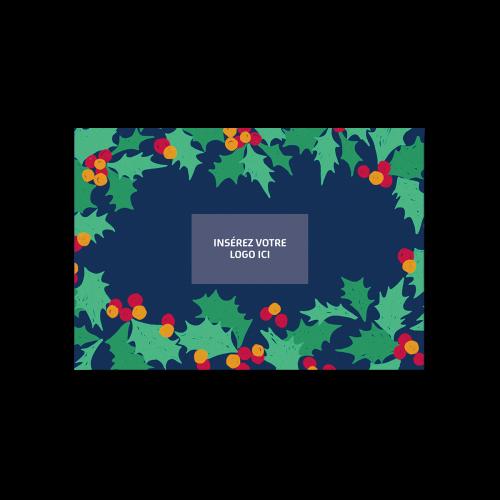 CS-145 - Cartes de Noël corporatives