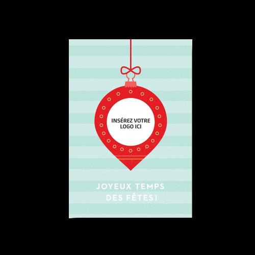 CS-149 - Cartes de Noël corporatives
