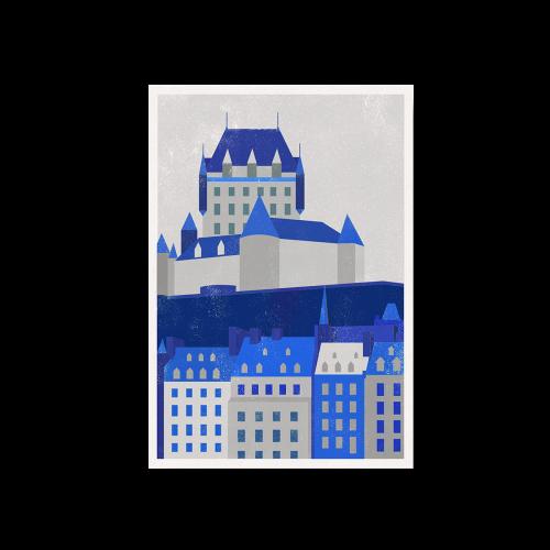 CS-169 - Cartes de Noël corporatives pour les entreprises du Québec